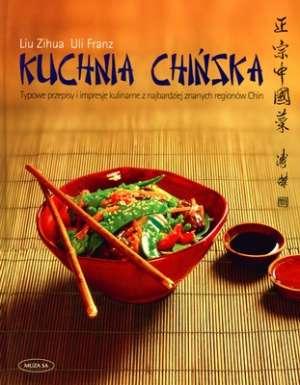 Kuchnia Chinska Liu Zihua Ksiegarnia Poczytaj Pl
