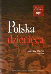 Polska dziecięca - okładka książki