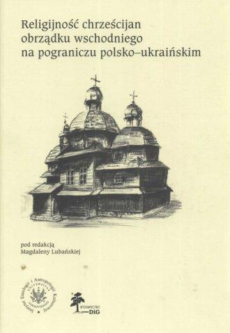Religijność chrześcijan obrządku - okładka książki
