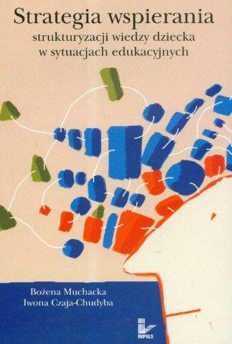 Strategia wspierania strukturyzacji - okładka książki