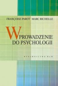 Wprowadzenie do psychologii - Francoise - okładka książki