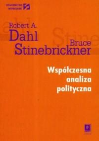 Współczesna analiza polityczna - okładka książki