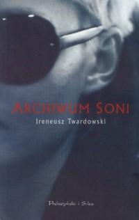 Archiwum Soni - okładka książki