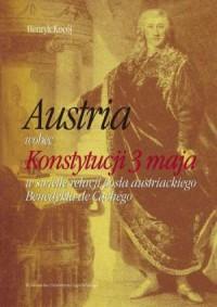 Austria wobec Konstytucji 3 maja. - okładka książki