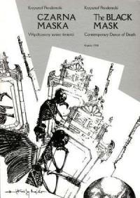 Czarna Maska. Współczesny taniec - okładka książki