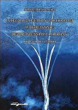 Integracja Europy Zachodniej w - okładka książki