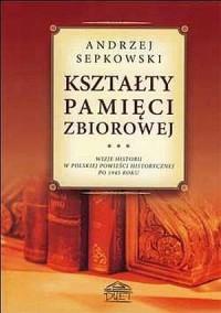 Kształty pamięci zbiorowej. Wizje historii w polskiej powieści historycznej po 1945 roku - okładka książki