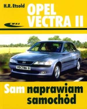 Opel Vectra II. Seria: Sam naprawiam - okładka książki