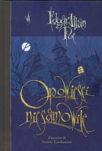 Opowieści niesamowite - okładka książki