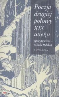 Poezja drugiej połowy XIX wieku. Antologia - okładka książki