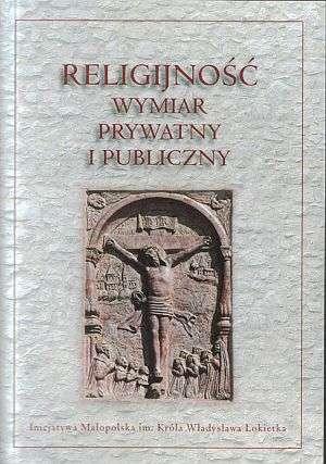 Religijność. Wymiar prywatny i - okładka książki