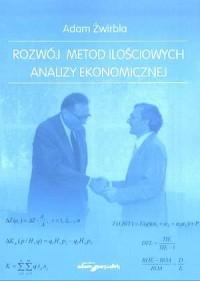 Rozwój metod ilościowych analizy ekonomicznej - okładka książki