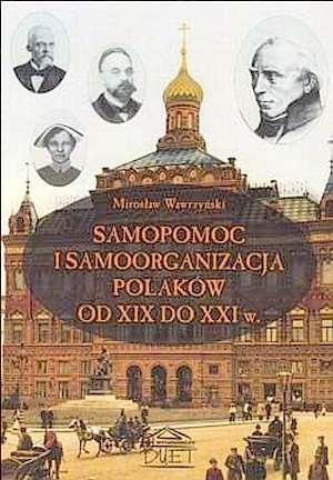 Samopomoc i samoorganizacja Polaków - okładka książki