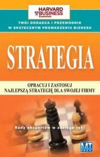 Strategia - okładka książki