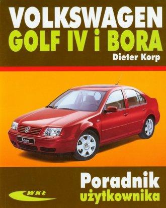Volkswagen Golf IV i Bora. Poradnik - okładka książki