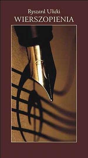 Wierszopienia - okładka książki