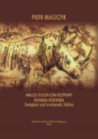 Analiza filozoficzna rozprawy Richarda - okładka książki