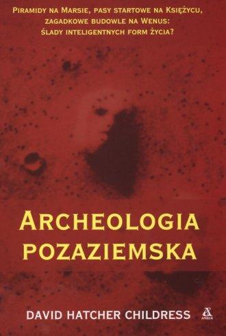 Archeologia pozaziemska - okładka książki