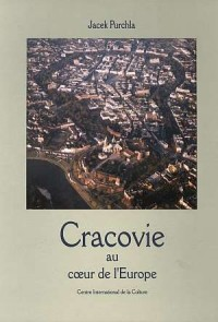 Cracovie au coeur de l Europe - okładka książki