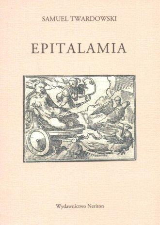 Epitalamia - okładka książki