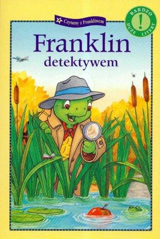 Franklin detektywem - okładka książki