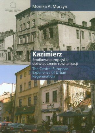 Kazimierz. Środkowoeuropejskie - okładka książki