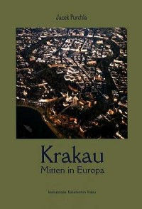 Krakau Mitten in Europa - okładka książki