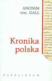 Kronika polska - okładka książki
