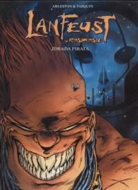 Lanfeust w kosmosie. Zdrada pirata - okładka książki