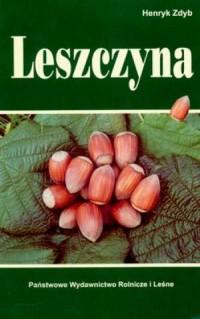 Leszczyna - okładka książki
