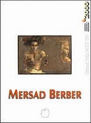 Mersad Berber. Malarstwo i grafika - okładka książki