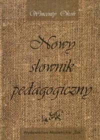Nowy słownik pedagogiczny - okładka książki