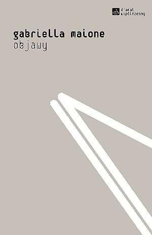 Objawy. Seria: Dramat współczesny - okładka książki