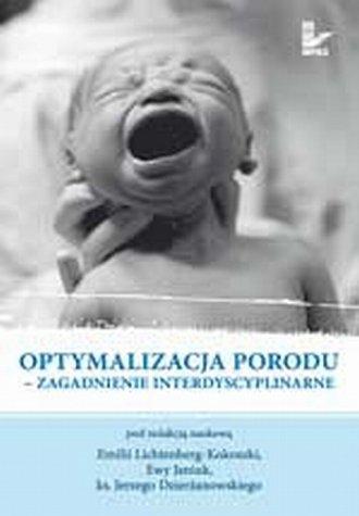 Optymalizacja porodu. Zagadnienie - okładka książki