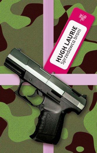 Sprzedawca broni - okładka książki