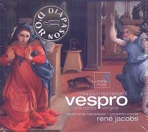 Vespro della beata - okładka płyty