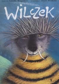 Wilczek - okładka książki