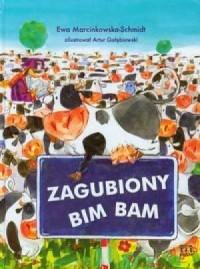 Zagubiony Bim Bam - okładka książki