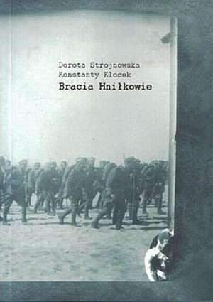 Bracia Hniłkowie - okładka książki