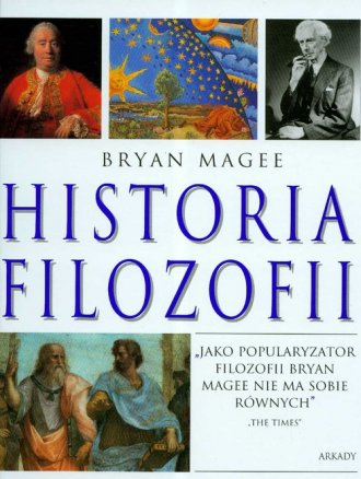 Historia filozofii - okładka książki