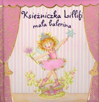 Księżniczka Liffiti. Mała balerina - okładka książki