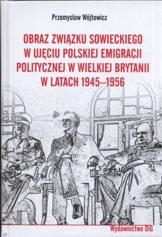 Obraz Związku Sowieckiego w ujęciu - okładka książki