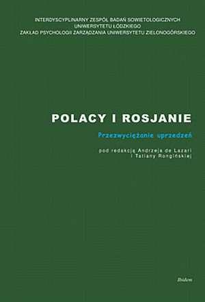 Polacy i Rosjanie - przezwyciężanie - okładka książki