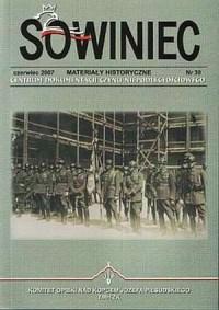 Sowiniec 2007/30 - okładka książki