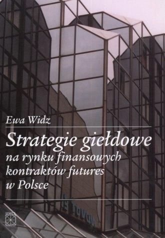 Strategie giełdowe na rynku finansowych - okładka książki
