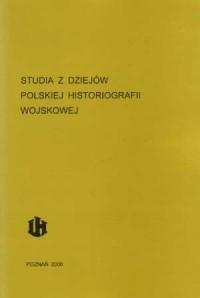 Studia z dziejów polskiej historiografii - okładka książki