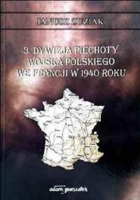 3 Dywizja Piechoty Wojska Polskiego - okładka książki