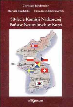 50-lecie Komisji Nadzorczej Państw - okładka książki