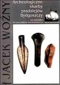 Archeologiczne skarby pradziejów Bydgoszczy od paleolitu do początków średniowiecza - okładka książki