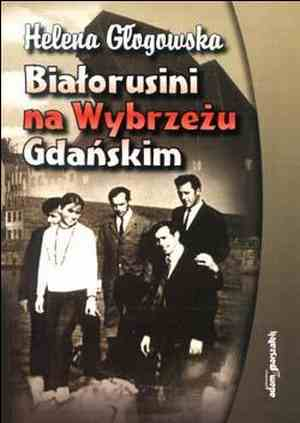 Białorusini na Wybrzeżu Gdańskim - okładka książki